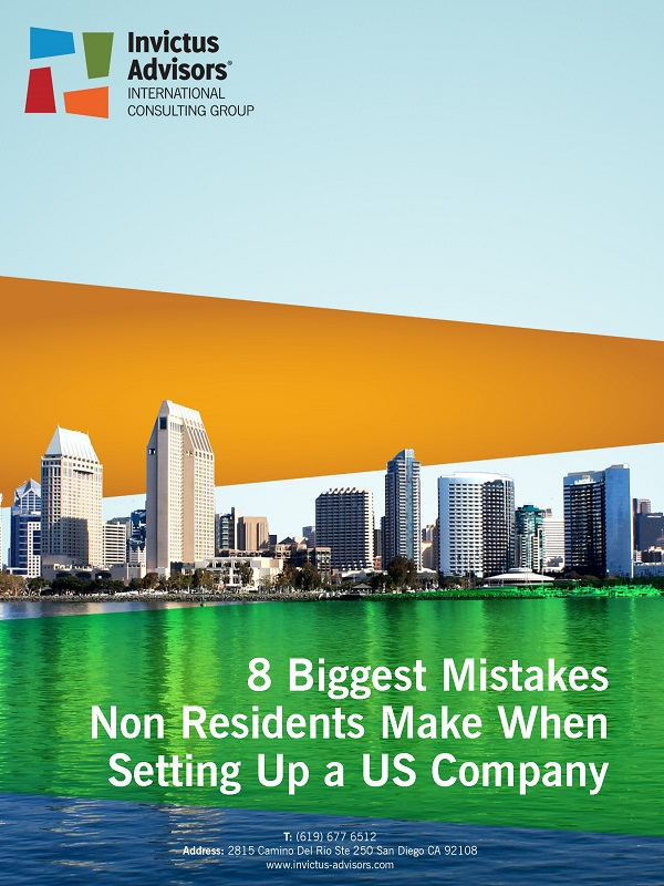 8 Biggest Mistakes Non Residents Make When Setting Up a US Company How to Avoid Them!